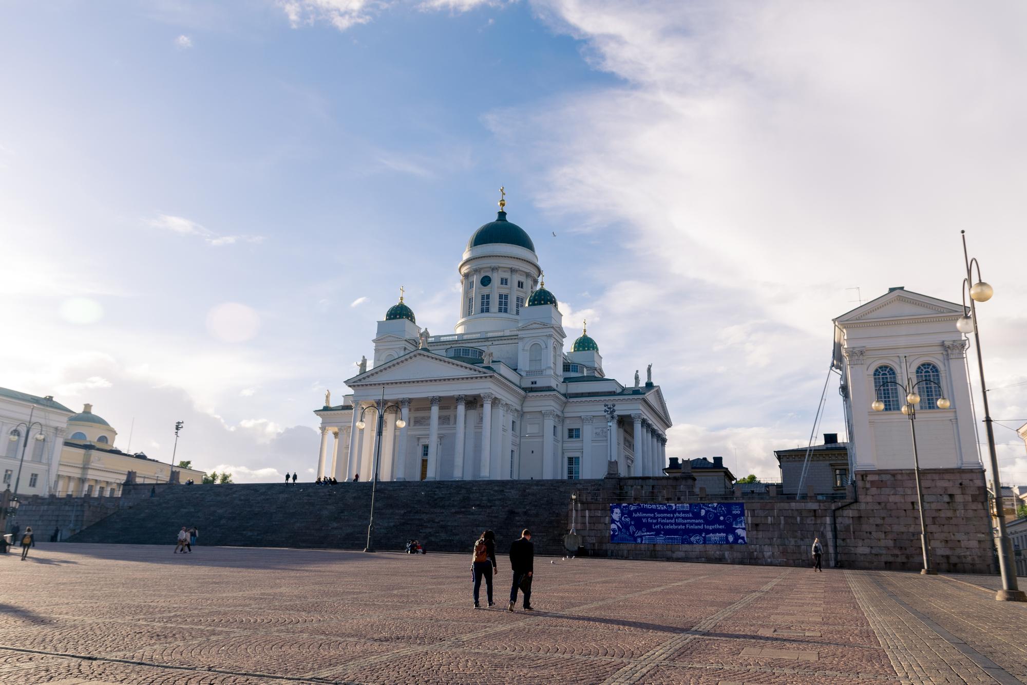 Työmatkalla Helsingissä: muista nauttia myös vapaa-ajasta