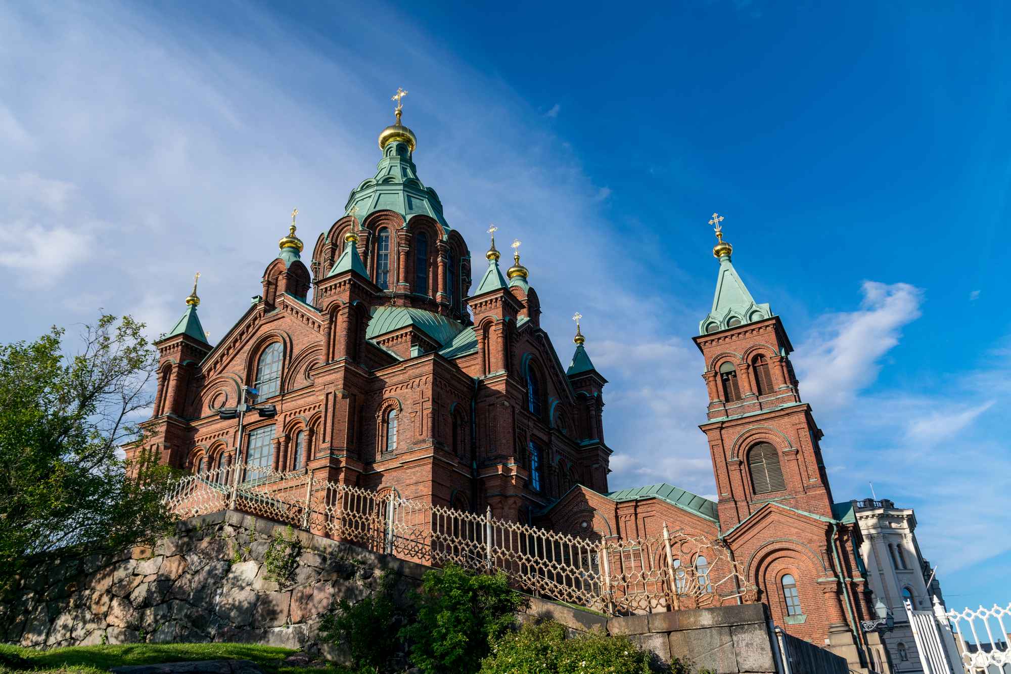 Helsingin nähtävyydet: Uspenskin katedraali