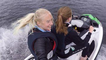 Jyväsjärvi tarjoaa monipuoliset aktiviteettimahdollisuudet koko perheelle