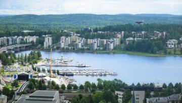 Kaupunkiloma Jyväskylässä onnistuu myös pienellä budjetilla
