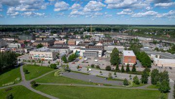 Kaupunkiloma Seinäjoella on suomalaista pikkukaupunkielämää parhaimmillaan