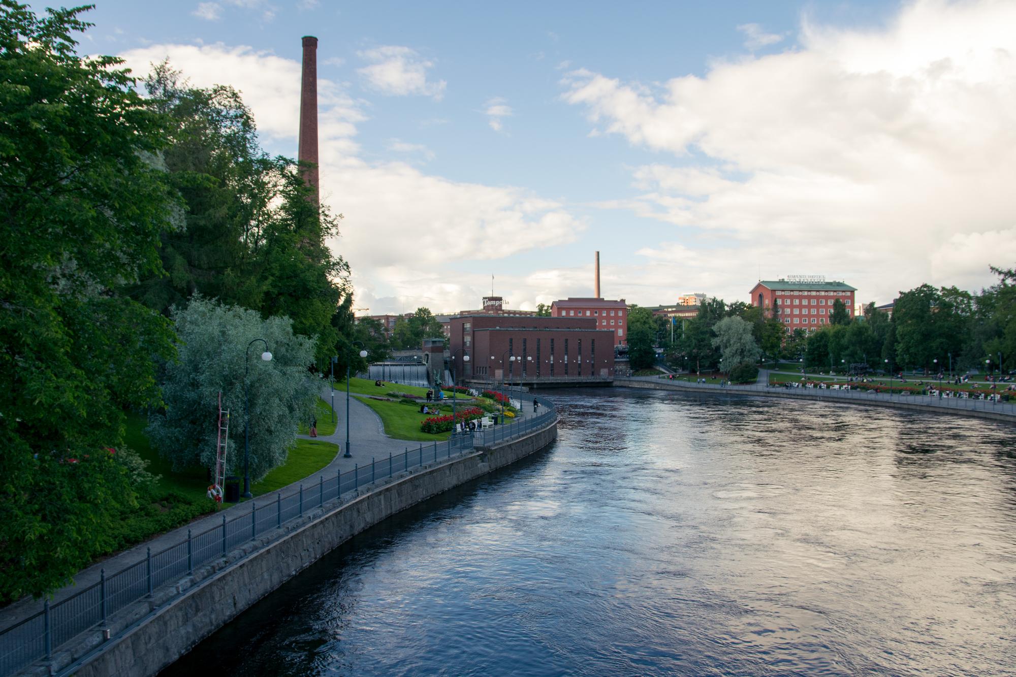 Perheloma Tampereella