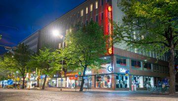 Tampereen paras hotelli