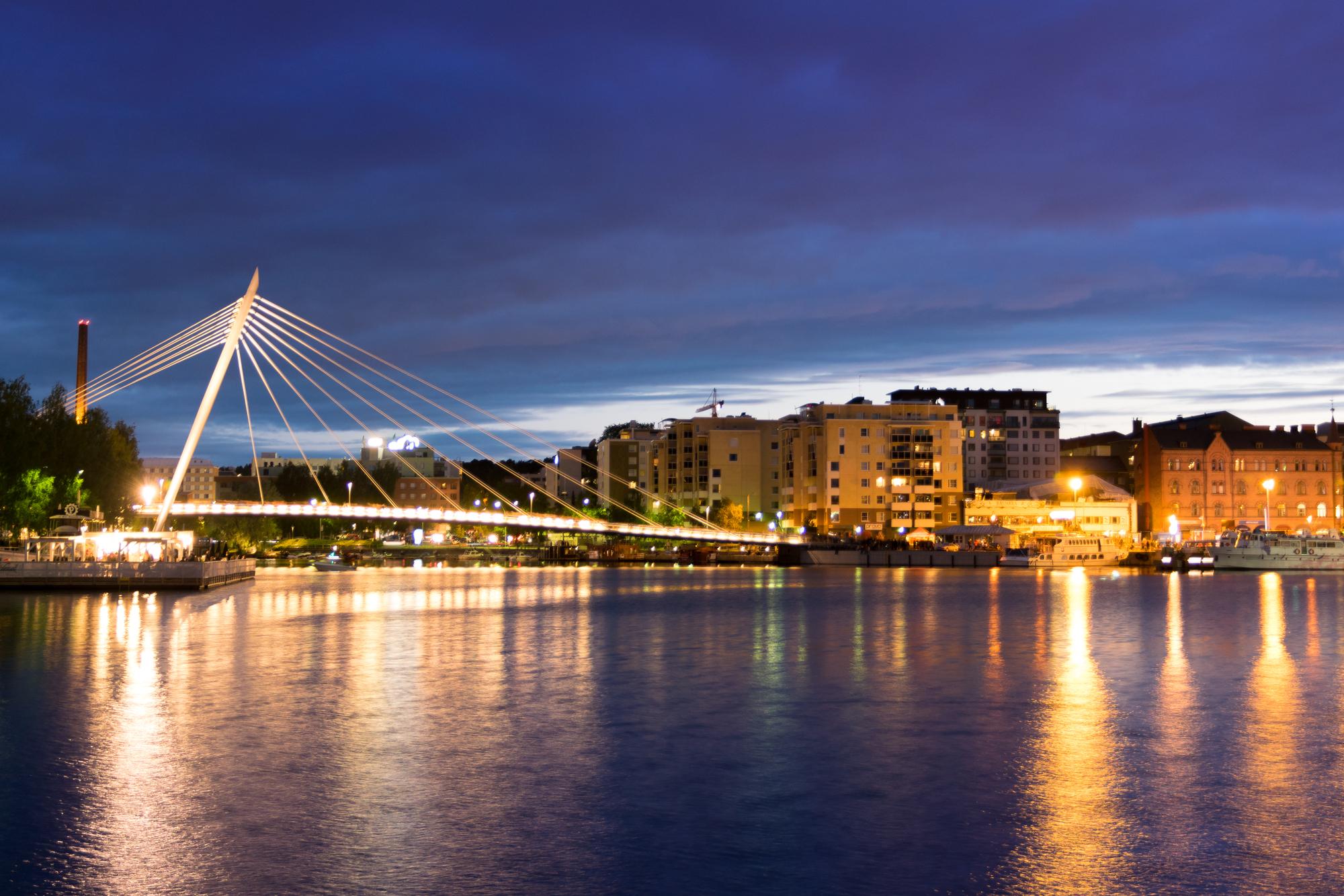 Kaupunkiloma Tampereella