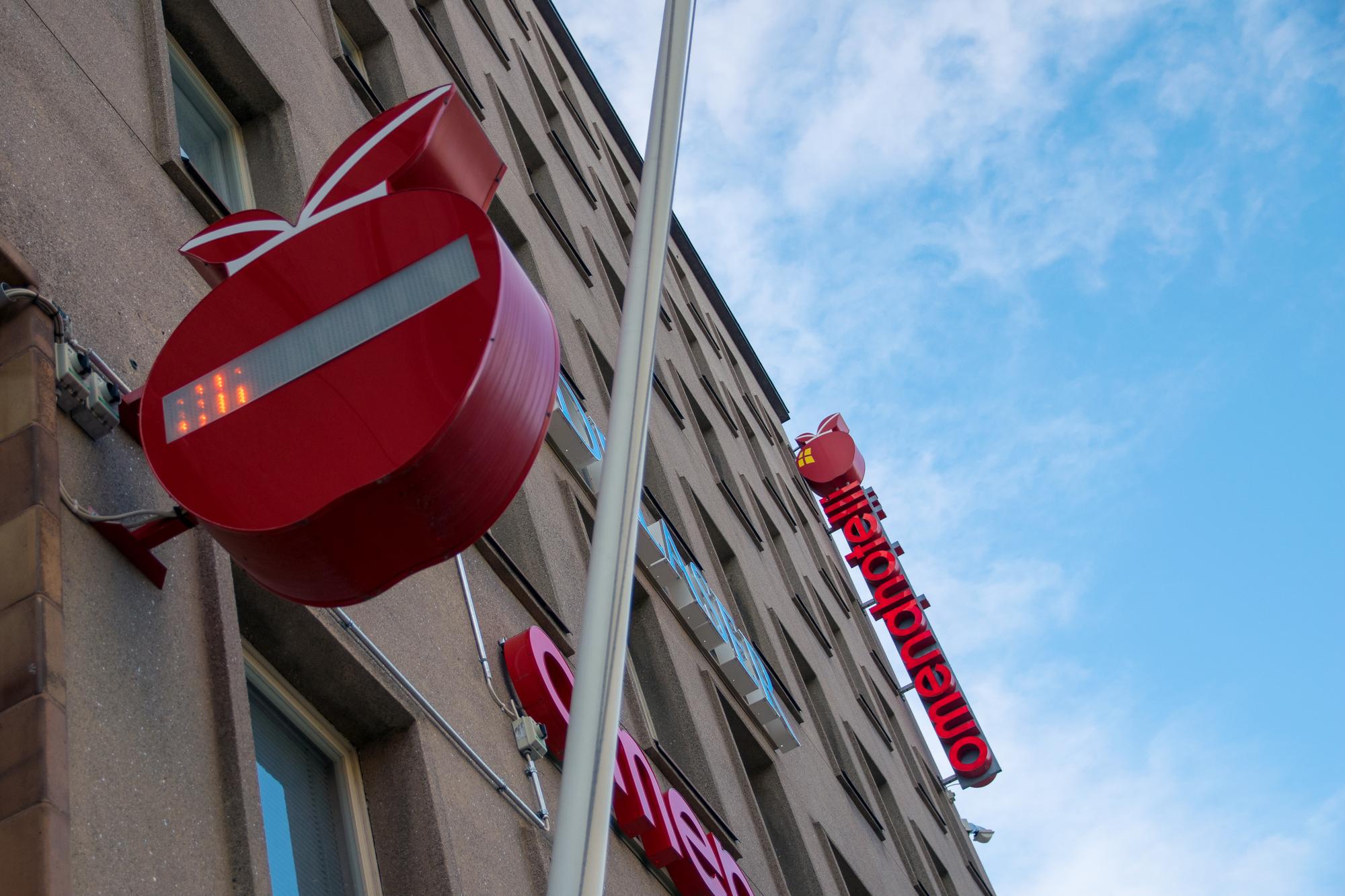 Omena: hyvä ja halpa hotelli Vaasassa