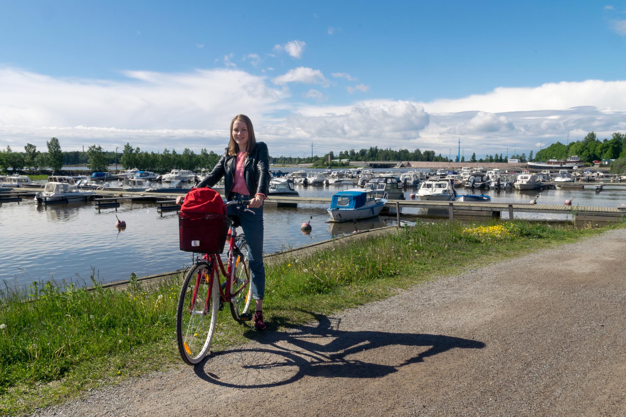 Tekemistä Vaasassa: tutustu kaupunkiin pyöräillen