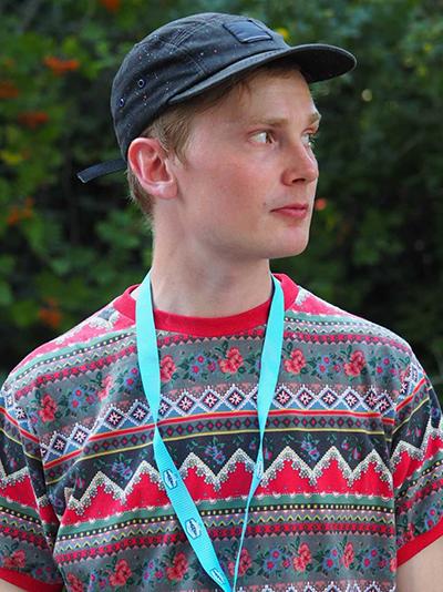 Antti Autio Turun ILMIÖ-festareilla kesällä 2019